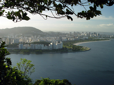 Are you getting the impression that Rio is a big city. We heard around 18 million people.