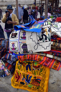 Pillow cases, blankets, sweaters and mittens were available wherever the bus stopped.