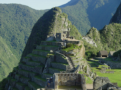How did they (the Incas) do it?