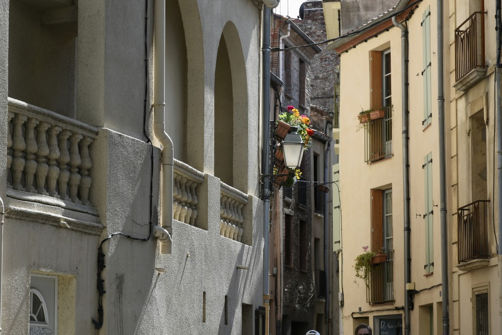 Another small street in Céret