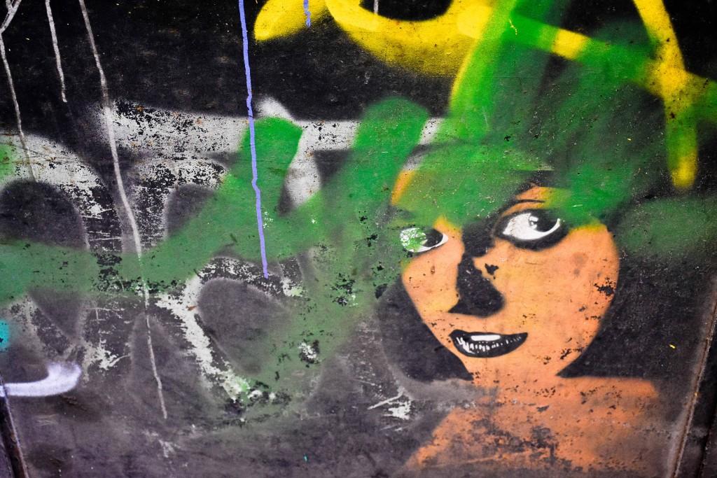 More Barcelona Graffiti.