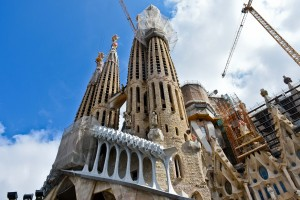 Still under construction after 134 years!
